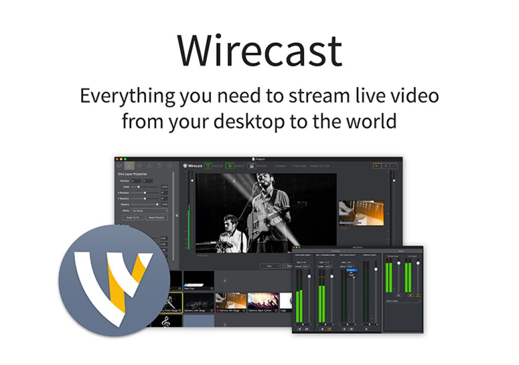 Review – Wirecast Pro 7 from Telestream 25