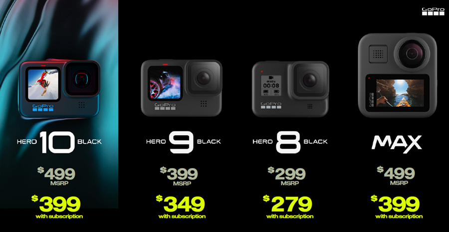 First Look: GoPro HERO10 Black Hands-On Review 30