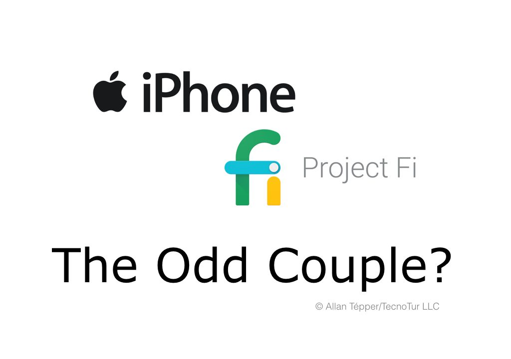 Use your iPhone with Project Fi from Google and save $$ per month: Two different methods and their consequences 3