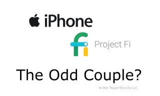 Use your iPhone with Project Fi from Google and save $$ per month: Two different methods and their consequences