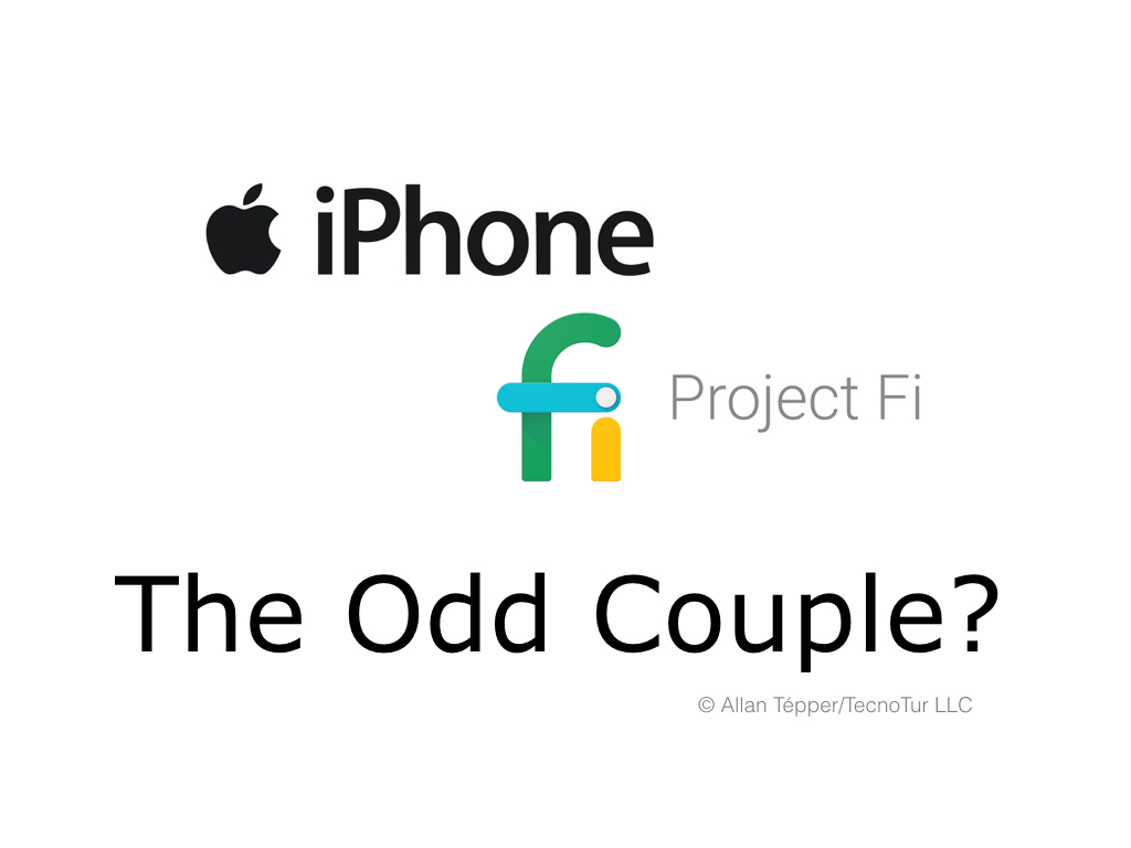Use your iPhone with Project Fi from Google and save $$ per