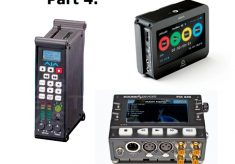 PsF's missing workflow, Part 4: file-based HD video recorders