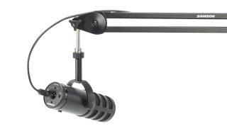 Samson Q9U hybrid dynamic studio microphone
