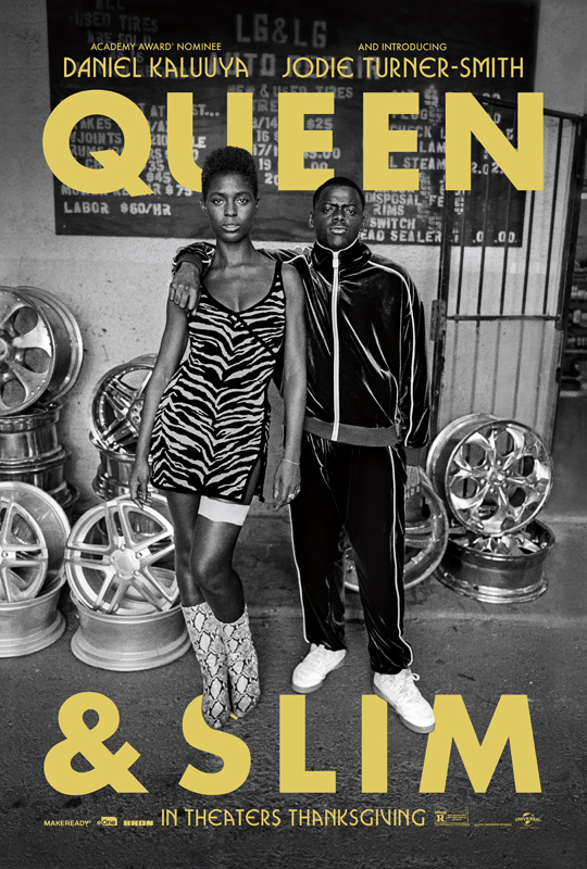 """ART OF THE CUT with Pete Beaudreau on editing """"Queen and Slim"""" 12"""