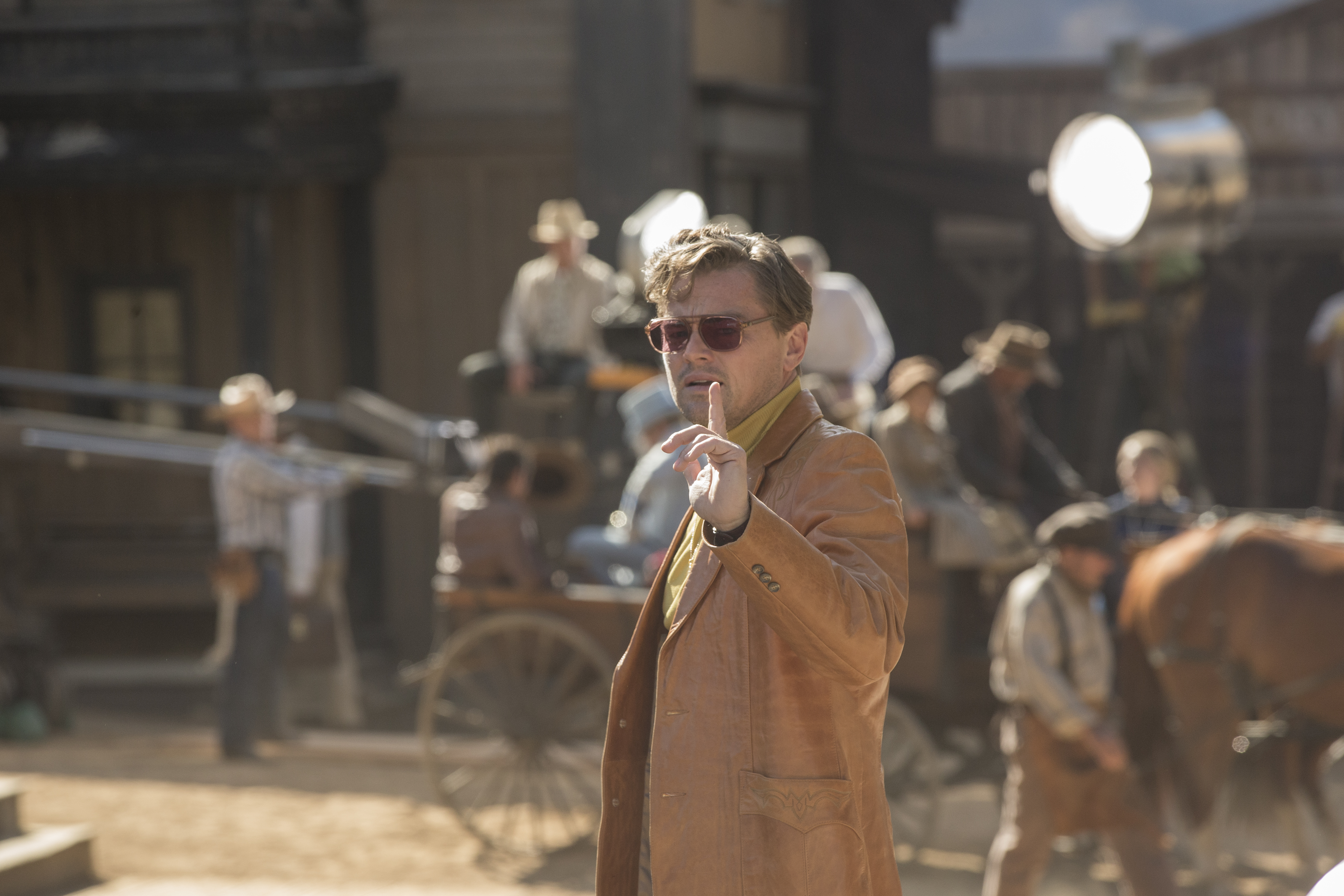 "ART OF THE CUT with Fred Raskin, ACE on editing ""Once Upon a Time in...Hollywood"" 4"