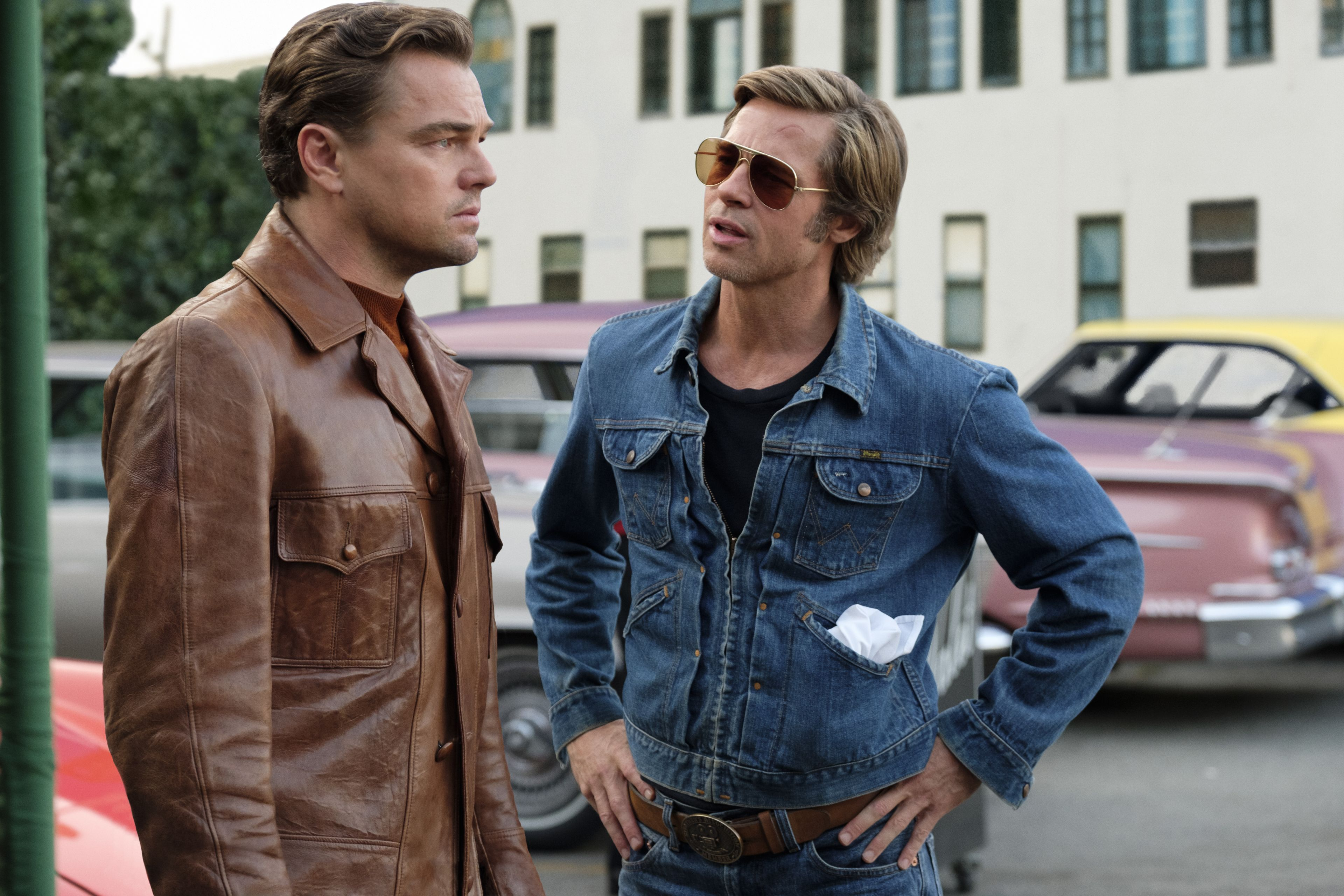 "ART OF THE CUT with Fred Raskin, ACE on editing ""Once Upon a Time in...Hollywood"" 16"