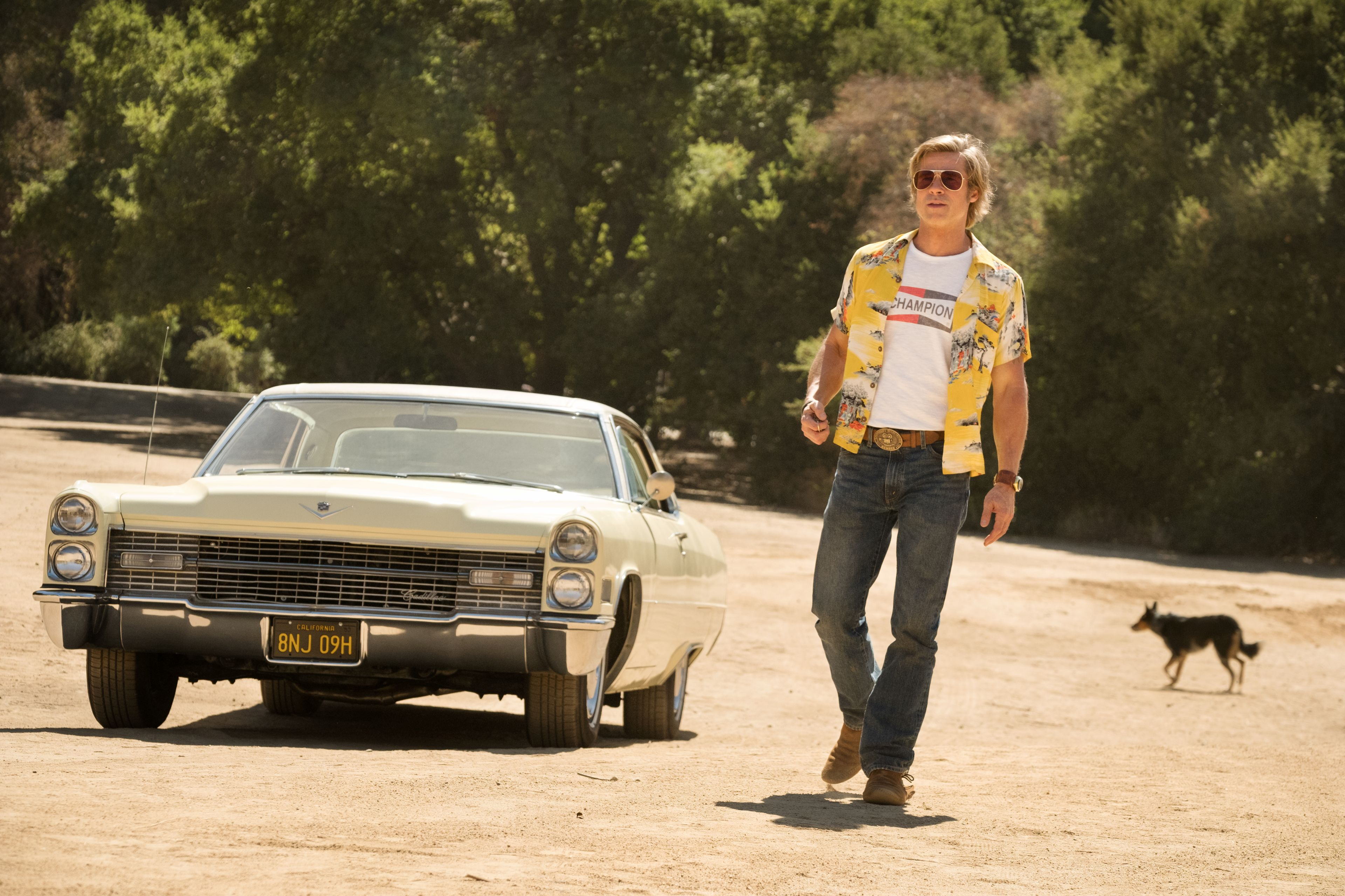 "ART OF THE CUT with Fred Raskin, ACE on editing ""Once Upon a Time in...Hollywood"" 19"