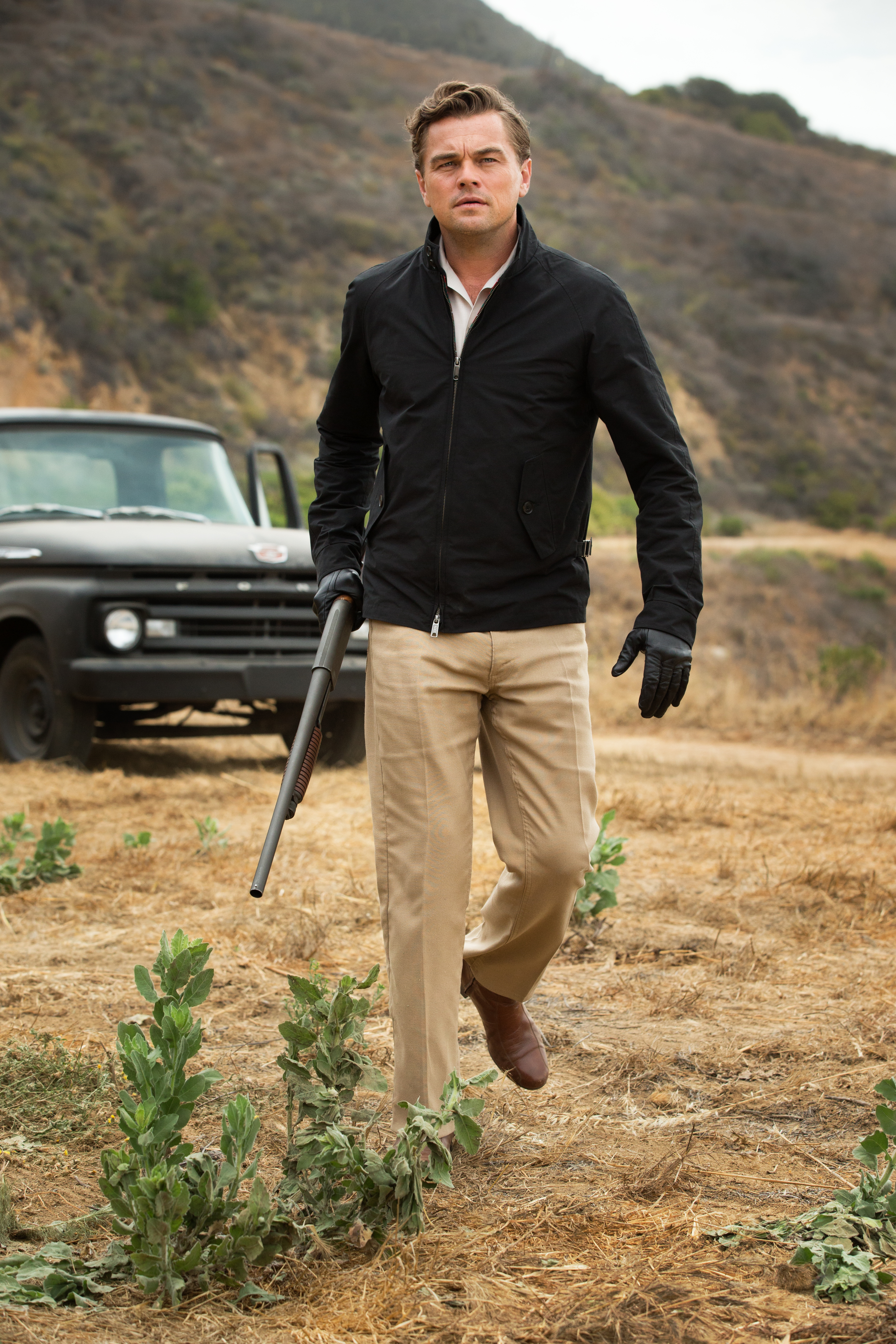 "ART OF THE CUT with Fred Raskin, ACE on editing ""Once Upon a Time in...Hollywood"" 21"