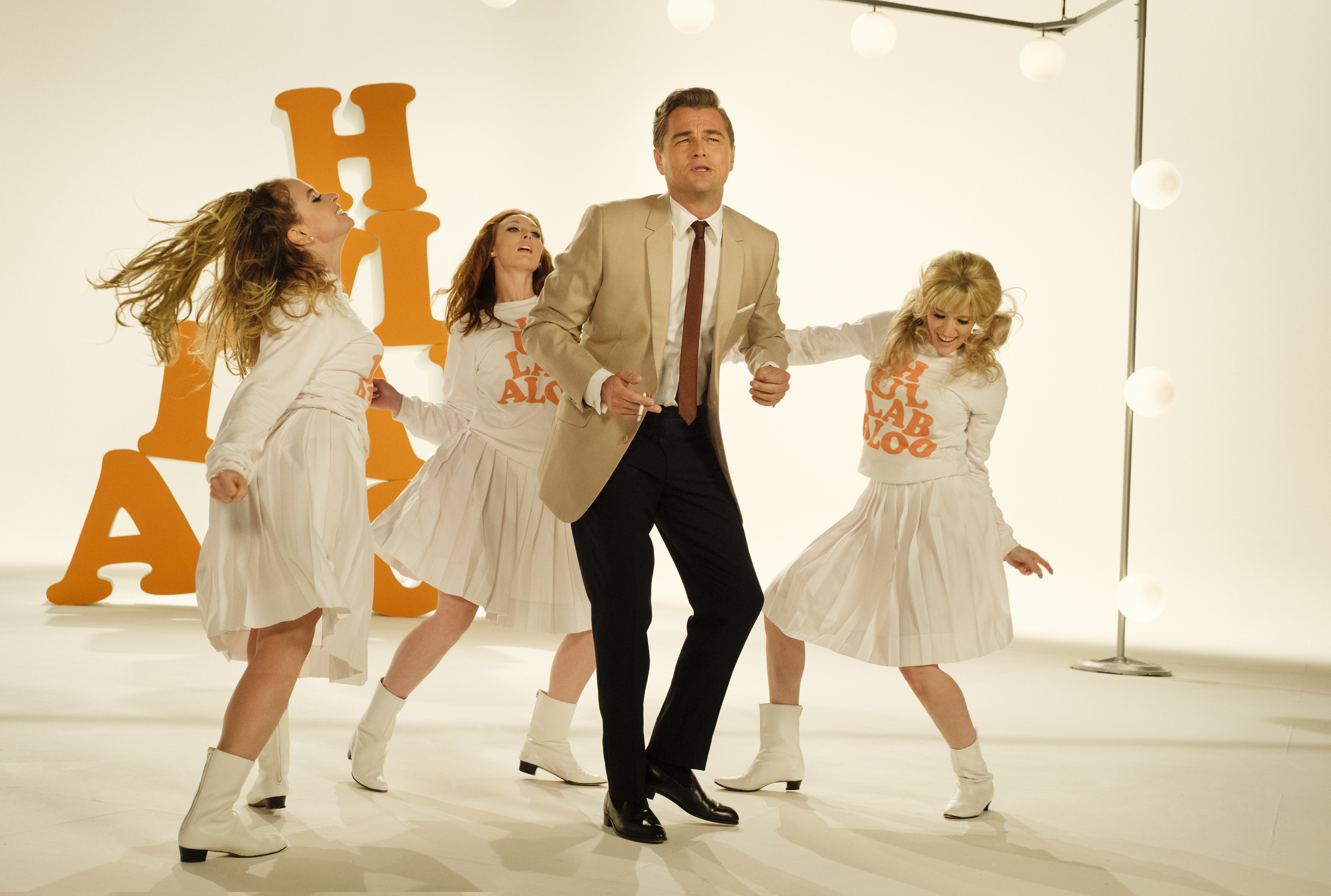 "ART OF THE CUT with Fred Raskin, ACE on editing ""Once Upon a Time in...Hollywood"" 7"