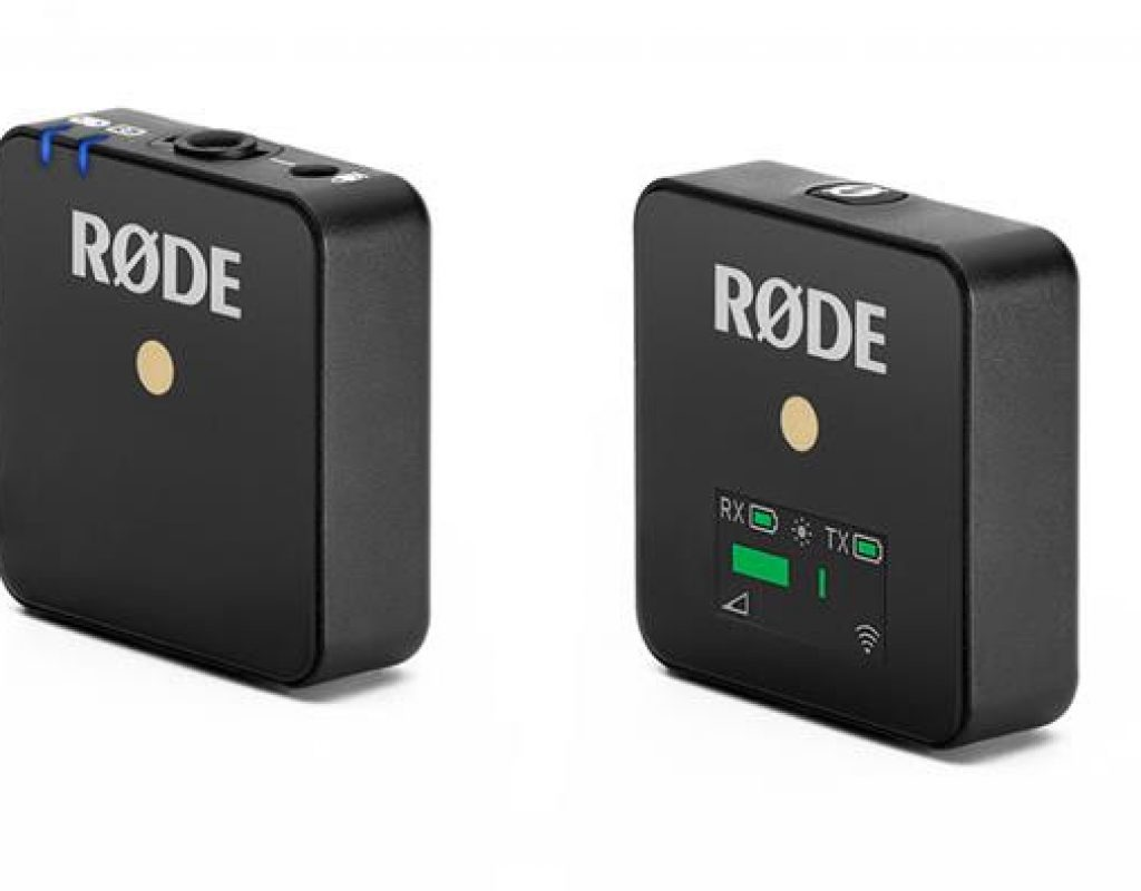 RØDE launches smallest cordless microphone system: Wireless GO 5