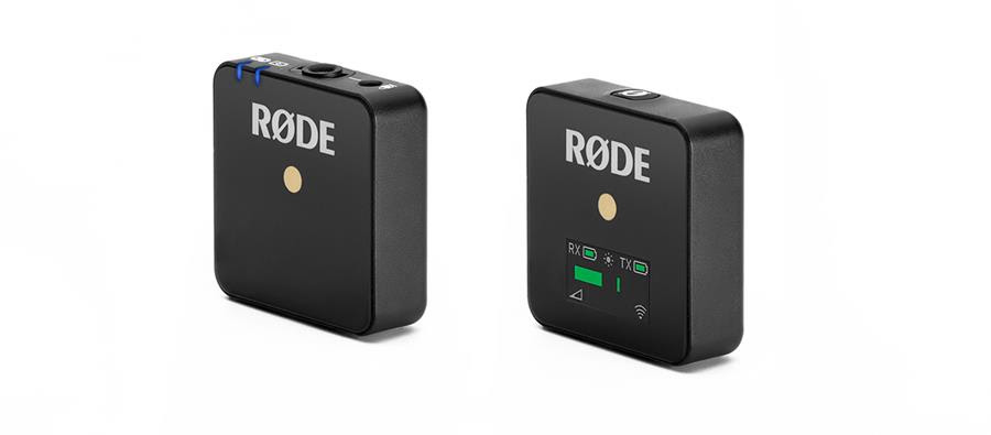 RØDE launches smallest cordless microphone system: Wireless GO 6