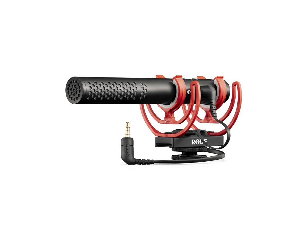 RØDE launches new VideoMic NTG hybrid shotgun microphone 5