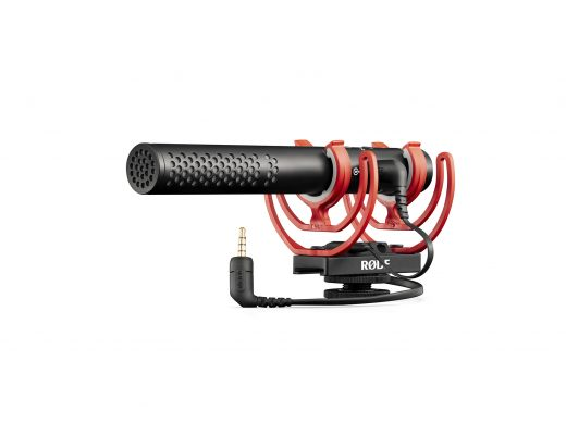 RØDE launches new VideoMic NTG hybrid shotgun microphone 8