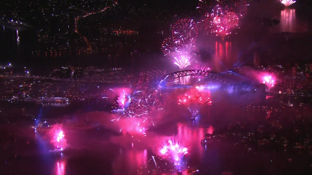 RAN Fireworks