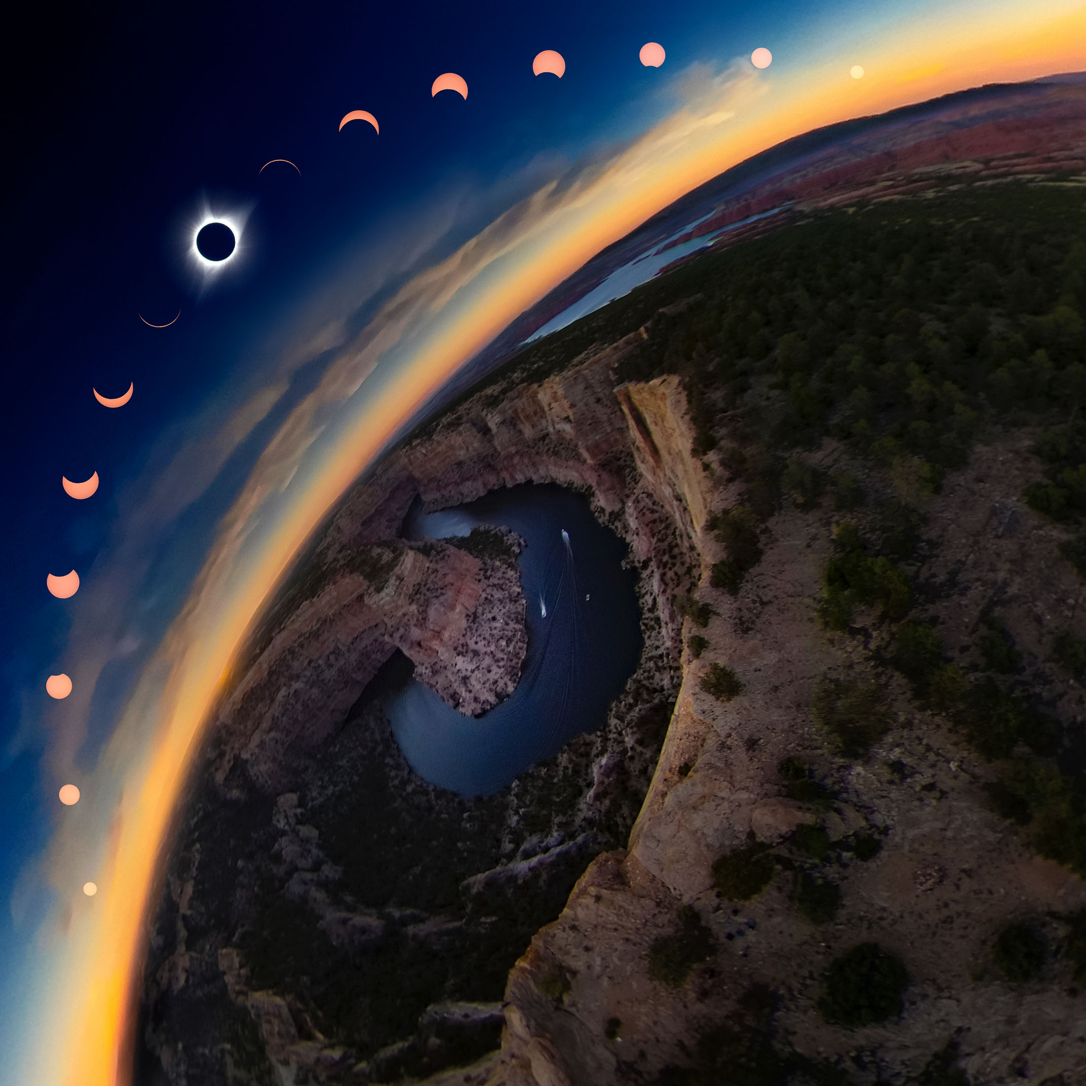 The Sun & Moon: Artistry of the 2017 Solar Eclipse 19