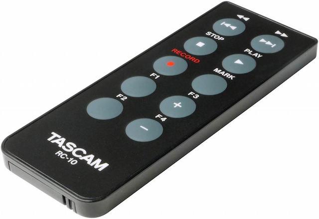 RC 10 remote