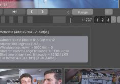 REDCine 3.1.8; Widescreen LCD; Wilt Sells Out