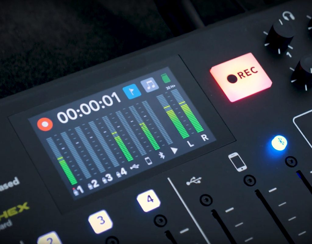 RØDECaster adds 25+ new features with free 2.0 update 1