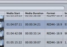 RED+FCP: Native REDcode Importing
