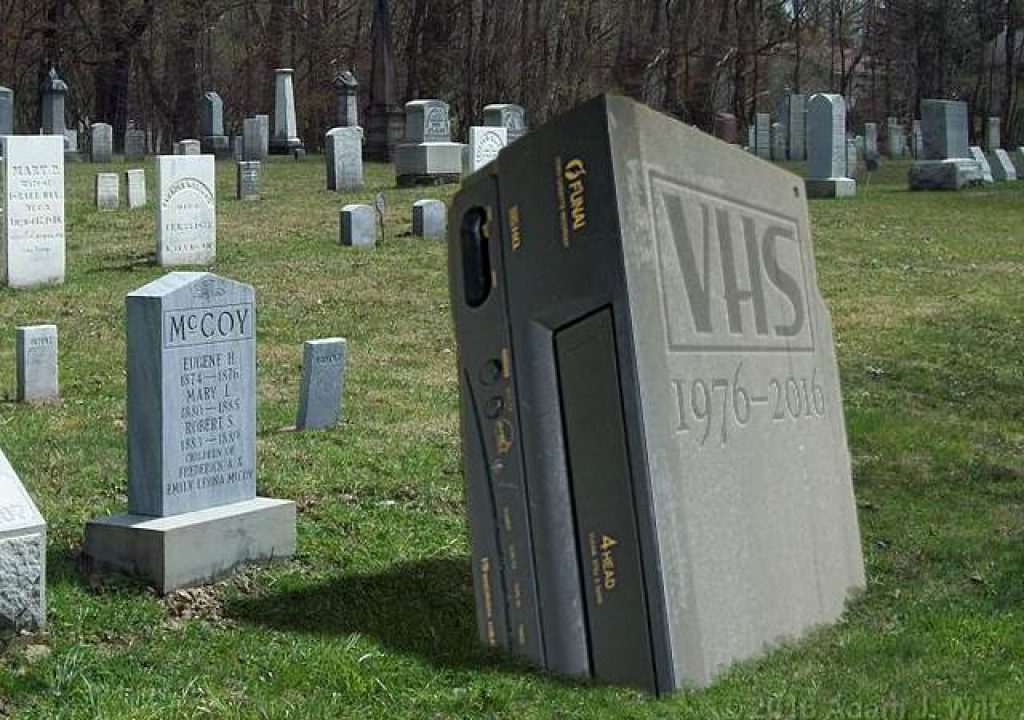 VHS Graveyard