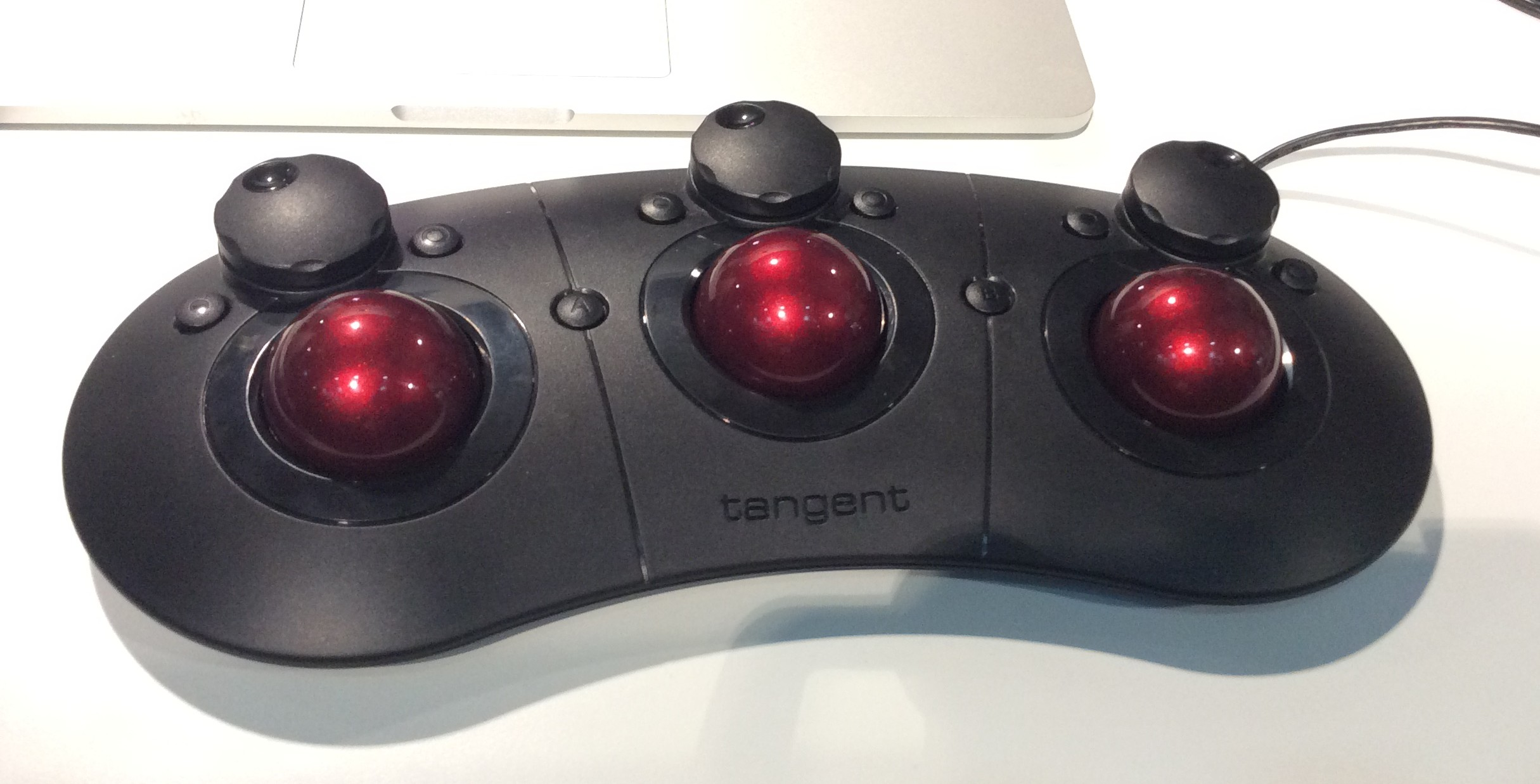 NAB 2016 - All About (and In Depth) With the Tangent Ripple 2