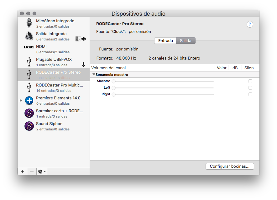 48 kHz: How to set it in Android, iOS, macOS and Windows 4