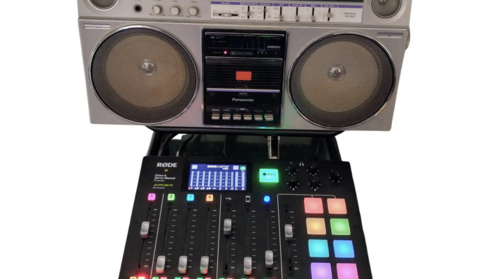 RØDECaster Pro: How to connect it to unbalanced audio monitors 1
