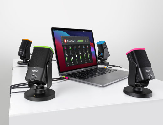 RØDE Connect software is almost a free RØDECaster Pro 34
