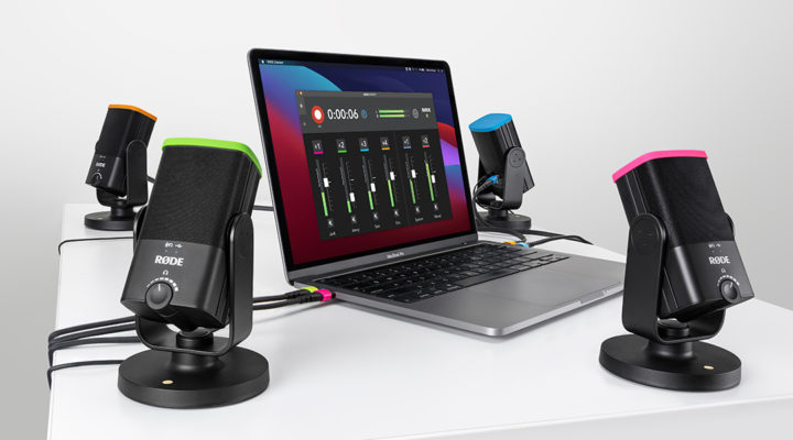 RØDE Connect software is almost a free RØDECaster Pro 2