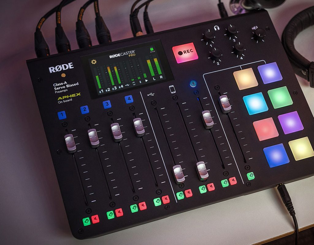 RØDECaster Pro-an unappreciated gem for LIVE production 15