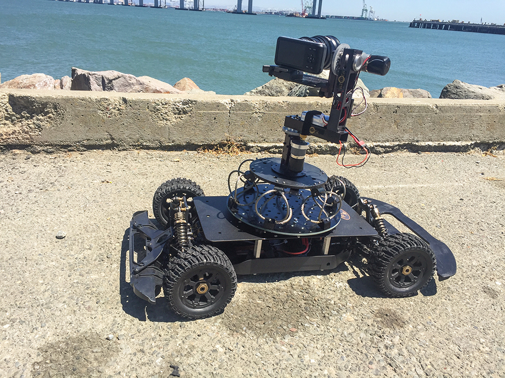 Small Cine-Rovers for video production: Part 2 - Eclipse Rovers 22