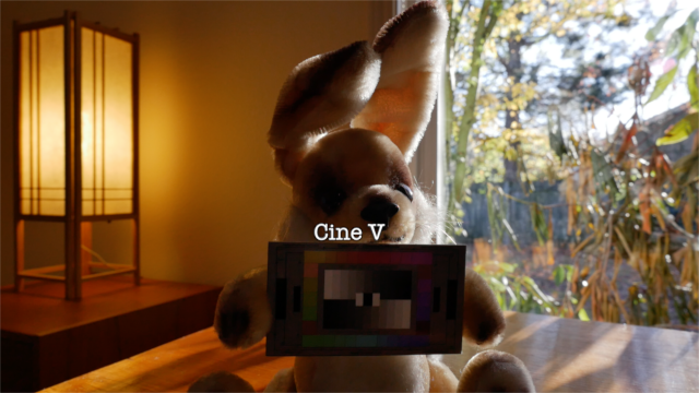 Barney, Cinelike V
