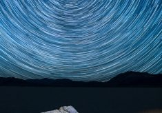 Behind The Image – Racetrack Startrail