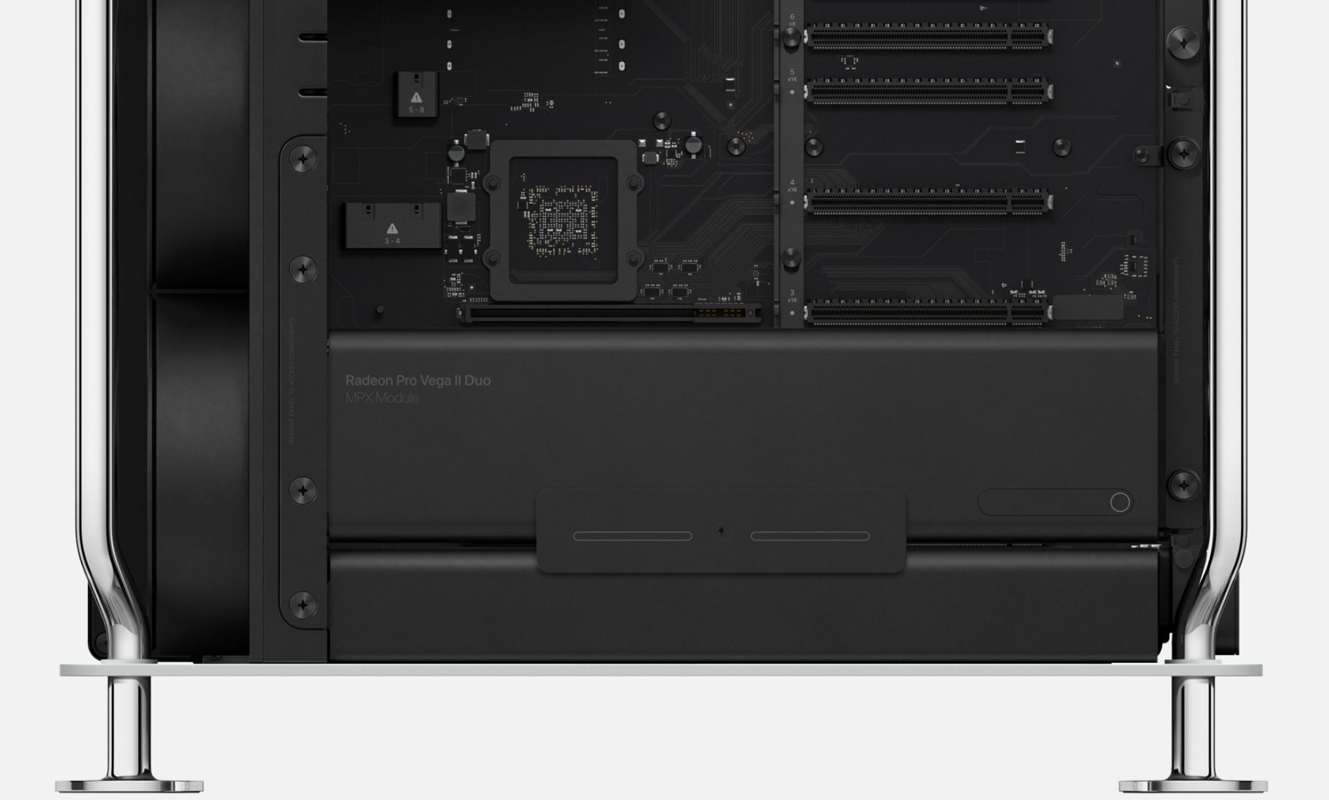 Unboxing the tech of the new Mac Pro 7