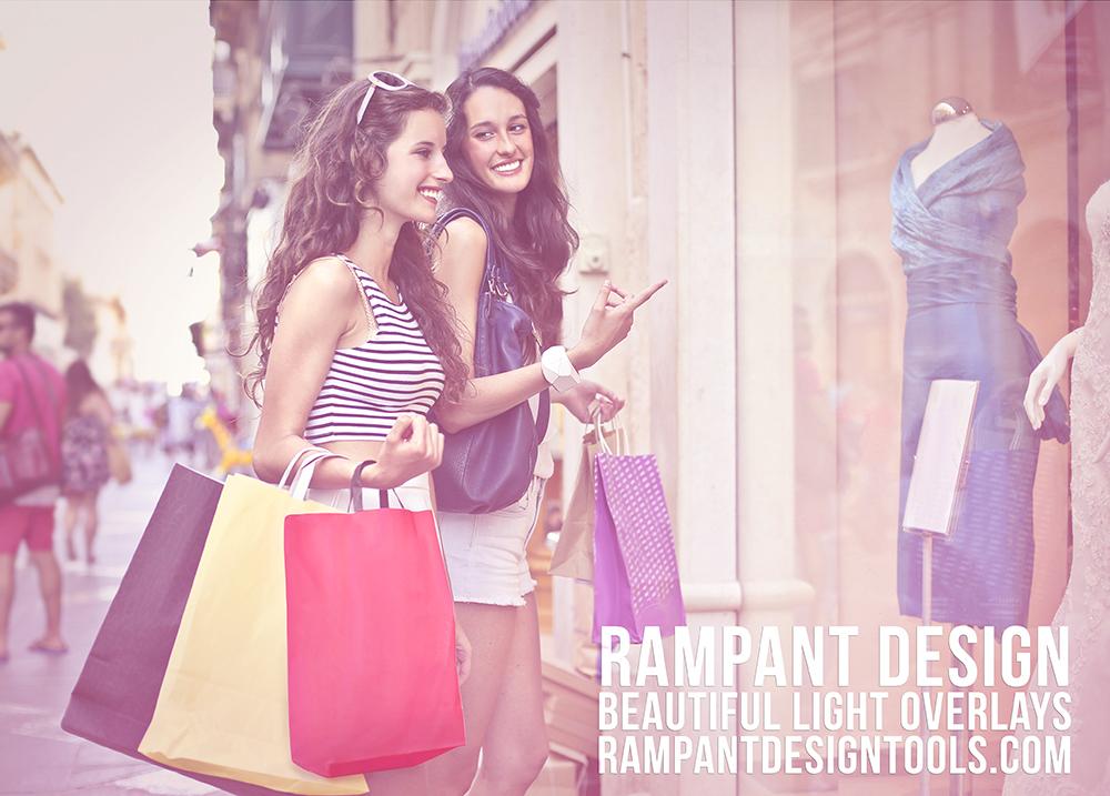 Rampant Light Overlays Sale Ad