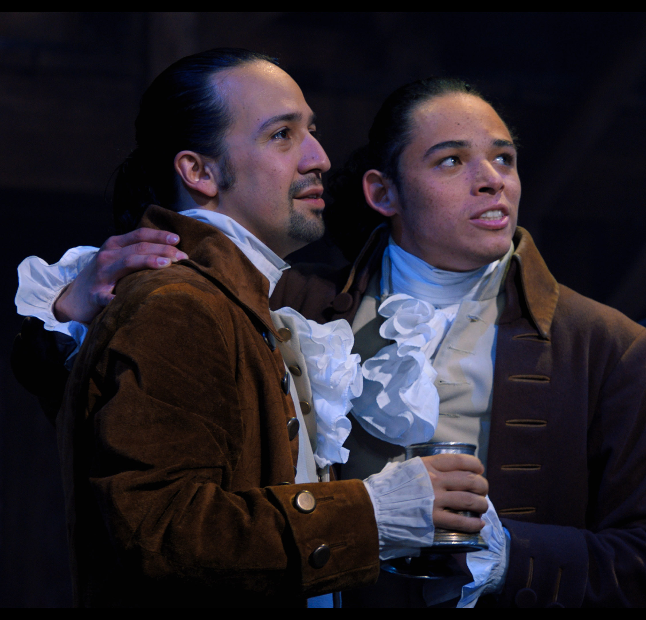 ART OF THE CUT with the editor of Hamilton 9