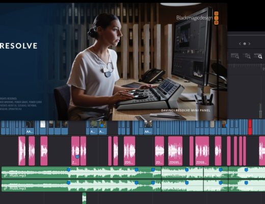 My Top Seven Features of DaVinci Resolve 17 for Craft Editors, 17.1 for M1 Apple Silicon 10