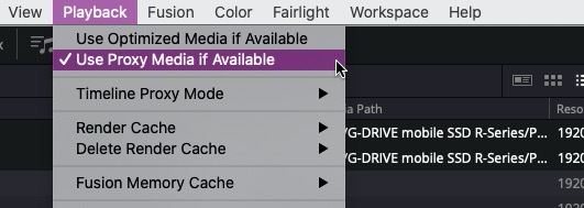 My Top Seven Features of DaVinci Resolve 17 for Craft Editors, 17.1 for M1 Apple Silicon 6