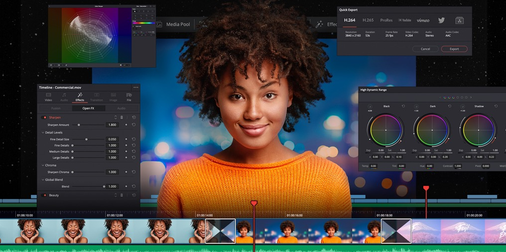 DaVinci Resolve 17 launches leaving the beta behind 1