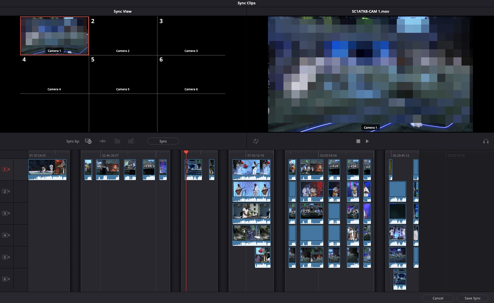 Review: DaVinci Resolve Speed Editor Part 2 - Multicam and Multi-camera Editing 56