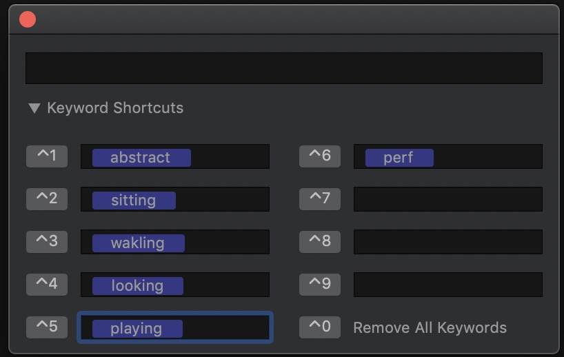 DaVinci Resolve is a few steps away from Range-based Keywording 1
