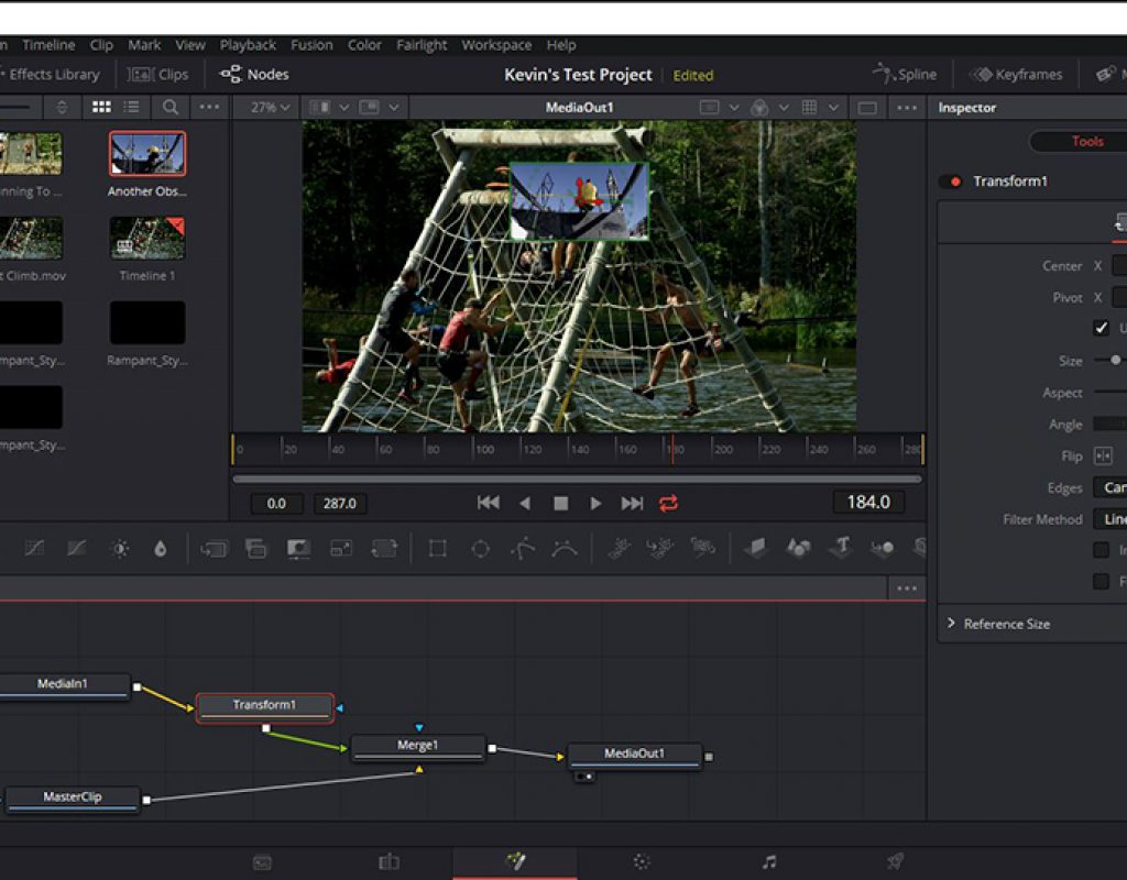 After Effects Vs Fusion Which One S Right For The Resolve Editor By Kevin P Mcauliffe Provideo Coalition