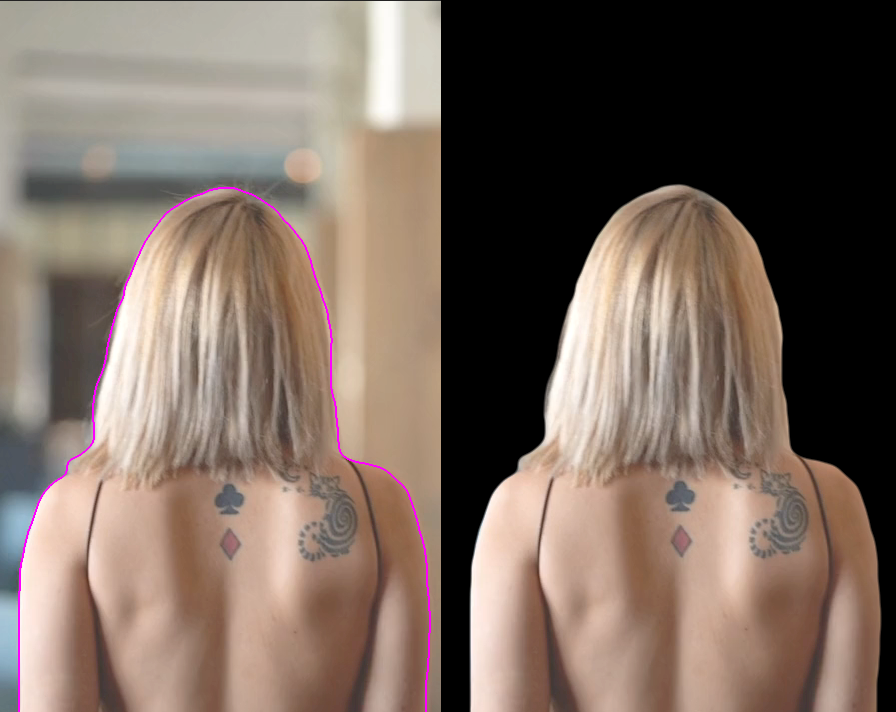 What Adobe is working on: Have machines finally learned how to rotoscope? 1