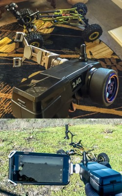 Small Cine-Rovers for creative POV video: Part 1 13