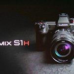 Cine Gear: Lumix S1H Full-Frame DSLM