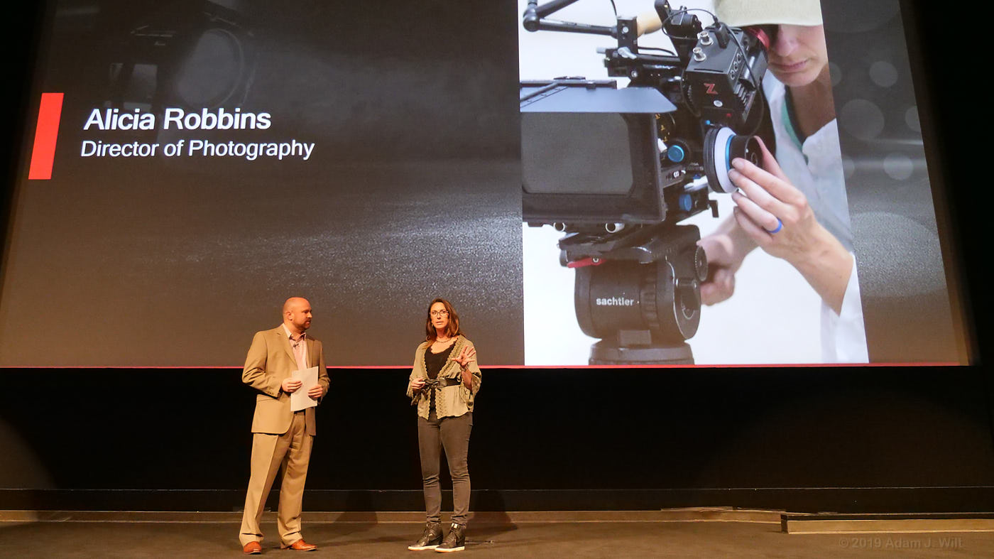 Cine Gear: Lumix S1H Full-Frame DSLM 1
