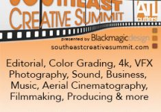 Are you coming to the Southeast Creative Summit?