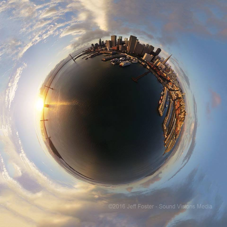 How to shoot and create aerial 360 panoramas - Part 1 by Jeff Foster