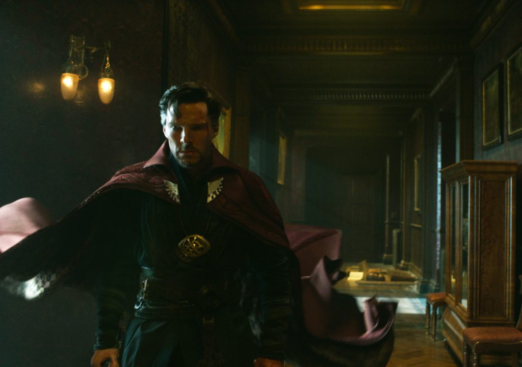 "ART OF THE CUT with the editors of ""DOCTOR STRANGE"" 1"