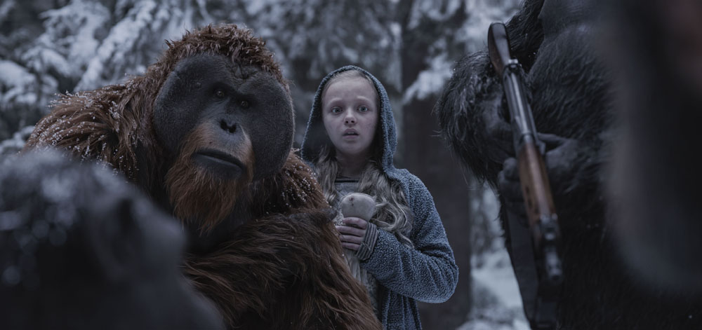 "ART OF THE CUT with the editor of ""War for the Planet of the Apes"" 11"